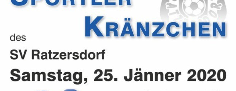 Sportlerkränzchen des SV Ratzersdorf